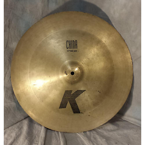 Zildjian 17in K China Cymbal