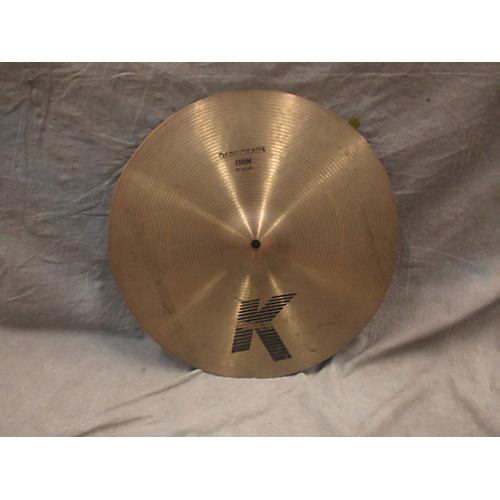 Zildjian 17in K Thin Dark Crash Cymbal