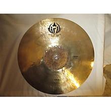 Murat Diril 17in Raw Bell Crash Cymbal
