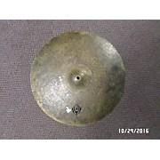 Murat Diril 17in Raw Crash Cymbal
