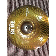 Paiste 17in Rude Wild Crash Cymbal