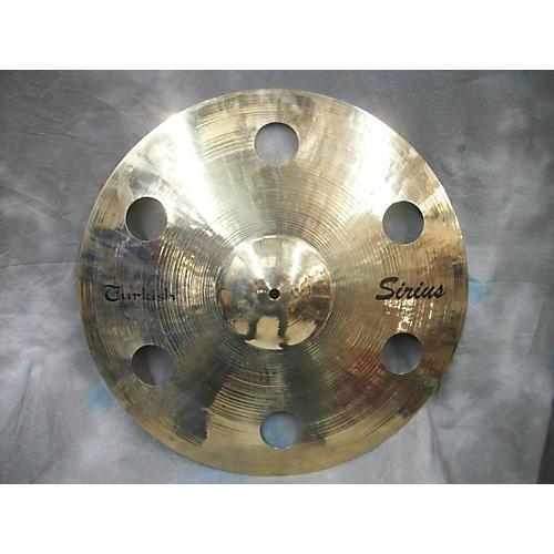 Turkish 17in SIRIUS Cymbal