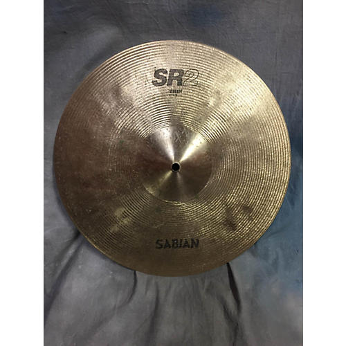 Sabian 17in SR2 Thin Crash Cymbal