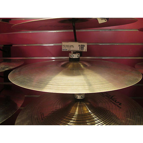 Paiste 17in Signature Fast Crash BRONZE Cymbal-thumbnail