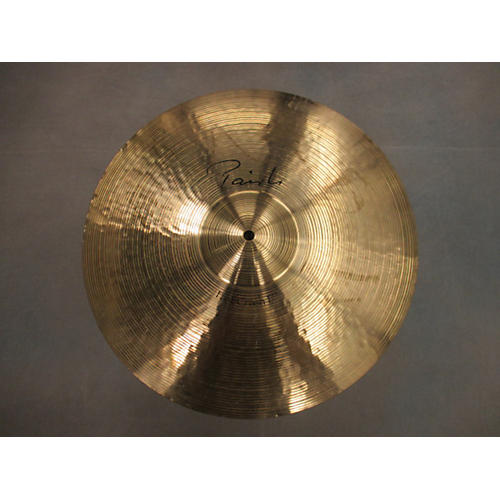 Paiste 17in Signature Fast Crash Cymbal-thumbnail