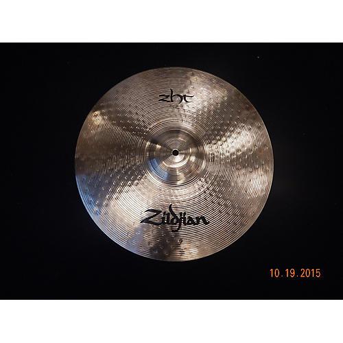 Zildjian 17in ZHT Fast Crash Cymbal