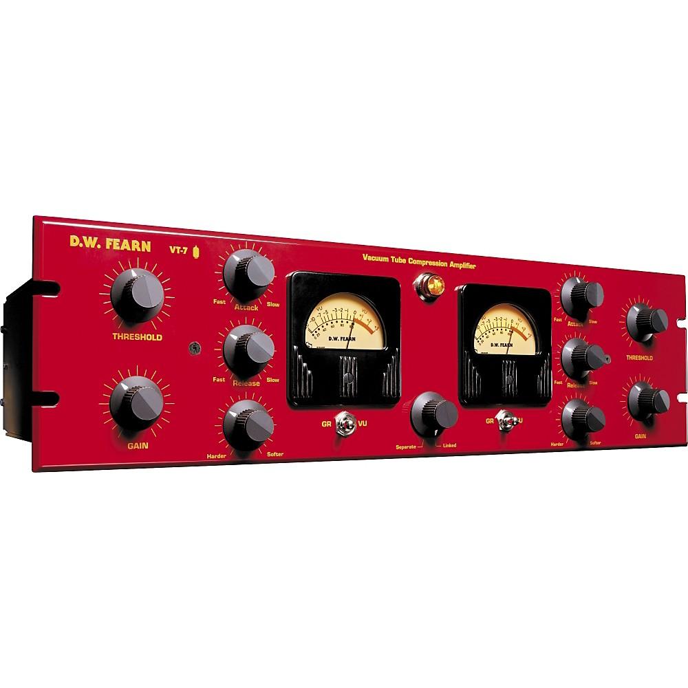 D.W. Fearn Vt-7 Stereo Compressor 1274319727776