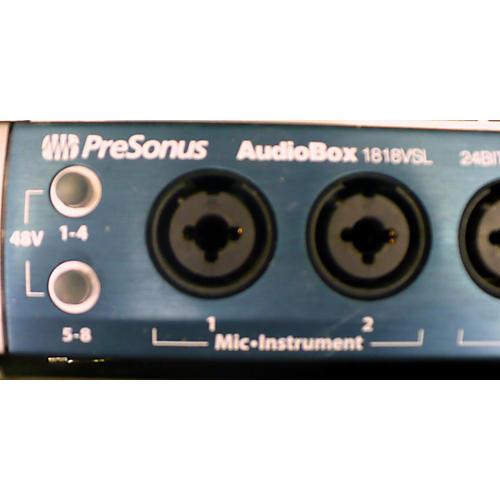 Presonus 1818VSL Audio Interface