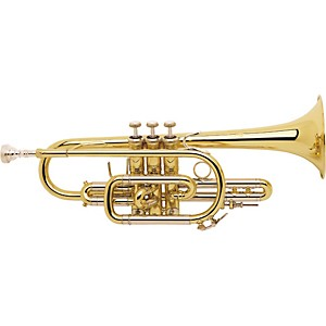 Bach 181ML Stradivarius Series Bb Cornet by Bach
