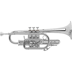 Bach 181SML Stradivarius Series Bb Cornet by Bach