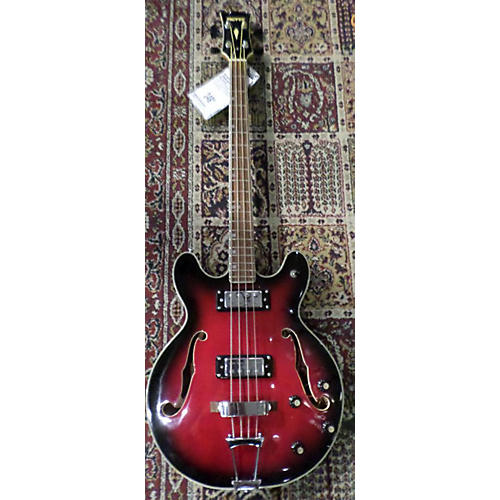 Univox 1835S Electric Bass Guitar