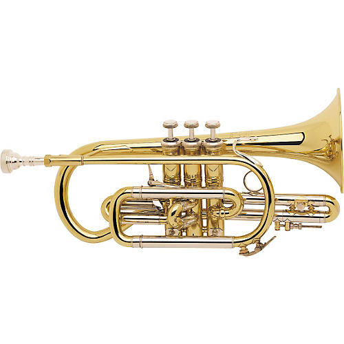 Bach 184L Stradivarius Series Bb Cornet