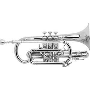 Bach 184ML Stradivarius Series Bb Cornet by Bach