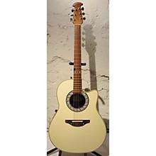 Ovation 1860 Custom Balladeer Acoustic Electric Guitar