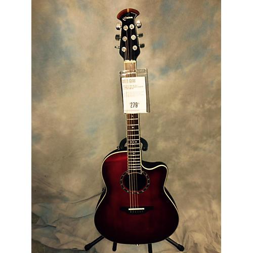 Ovation 1861AX-5 Standard Balladeer Acoustic Guitar-thumbnail