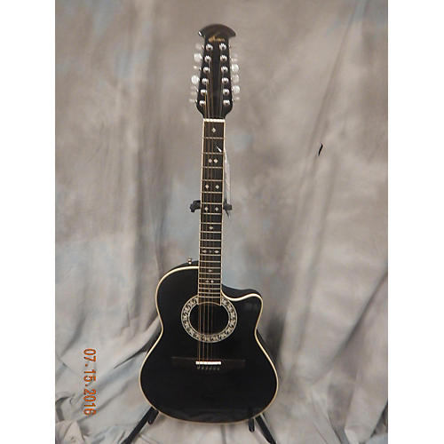 Ovation 1866 LEGEND 12-STRING 12 String Acoustic Electric Guitar-thumbnail