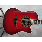Ovation 1867 Legend Acoustic Electric Guitar