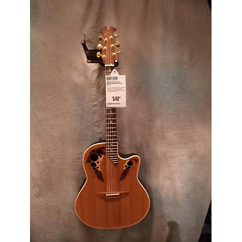Ovation 1868 ELITE Acoustic Electric Guitar-thumbnail