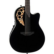 Ovation 1868TX Elite Spalted Maple Acoustic-Electric Guitar