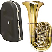 Miraphone 188-5U Series 5-Valve CC Tuba with Hard Case