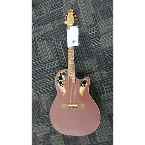 Adamas 1881 NB2 Acoustic Electric Guitar