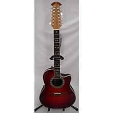 Ovation 1886 Legend 12 String Acoustic Electric Guitar