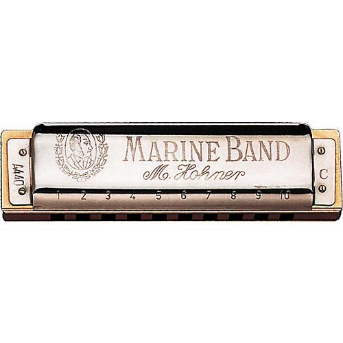 Hohner 1896/20 Marine Band Harmonica
