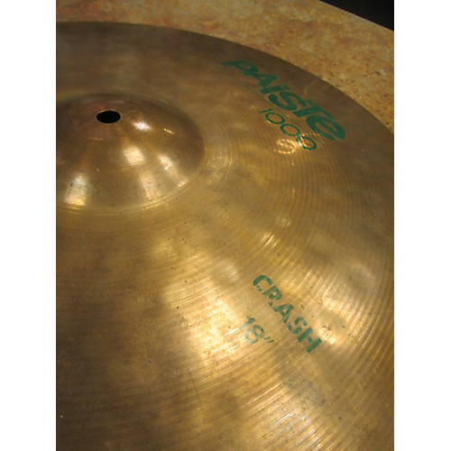 Paiste 18in 1000 CRASH Cymbal