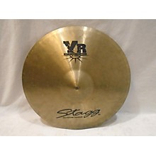 "Stagg 18in 18"" Crash Cymbal"
