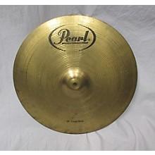 """Pearl 18in 18"""" Crash/ride Cymbal"""