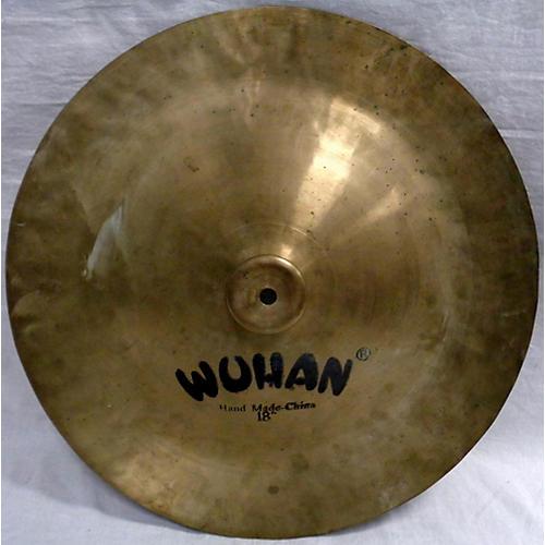 Wuhan 18in 18 Inch Cymbal