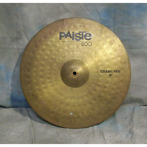 Paiste 18in 200 Cymbal