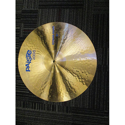 Paiste 18in 2000 Power Crash Cymbal-thumbnail