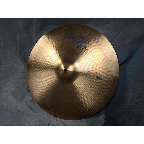 Paiste 18in 2000 Series Ride Cymbal-thumbnail