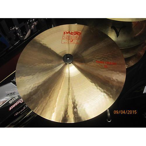Paiste 18in 2002 18 INCH THIN CRASH Cymbal-thumbnail