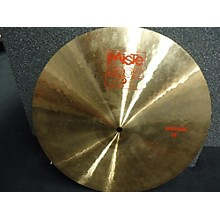 Paiste 18in 2002 Medium Crash Cymbal