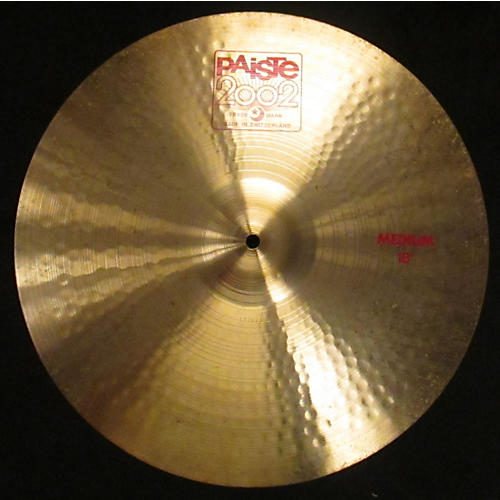 Paiste 18in 2002 Medium Cymbal-thumbnail