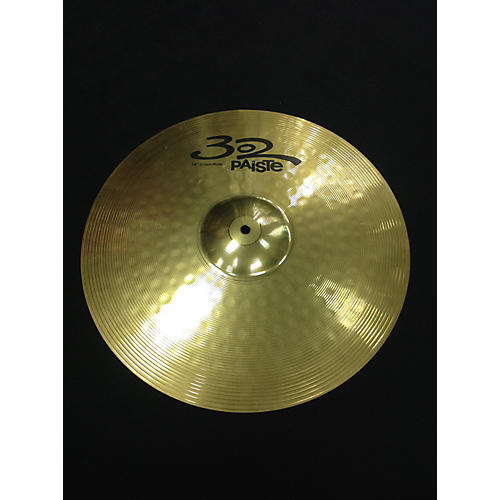 Paiste 18in 302 Crash-Ride Cymbal