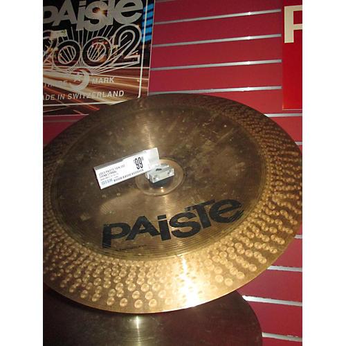 Paiste 18in 502 China Cymbal-thumbnail