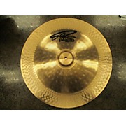 Paiste 18in 502 Series China Cymbal