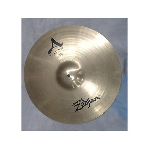 Zildjian 18in A CUSTOM 18 INCH CRASH Cymbal