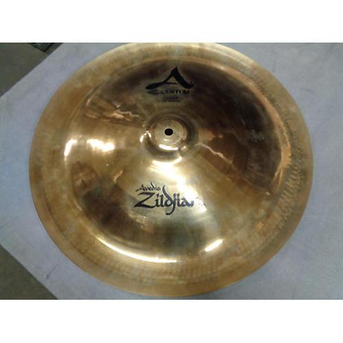 Zildjian 18in A Custom China Cymbal-thumbnail