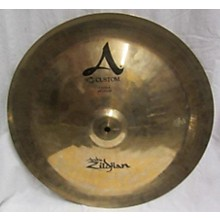 Zildjian 18in A Custom China Cymbal