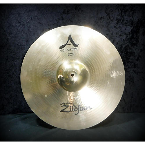 Zildjian 18in A Custom Crash Cymbal-thumbnail