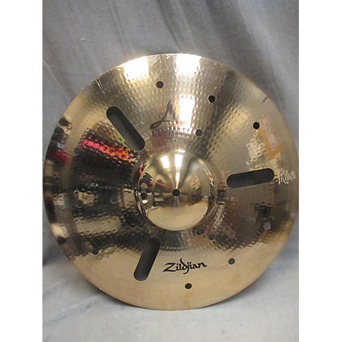 Zildjian 18in A Custom EFX Crash Cymbal-thumbnail