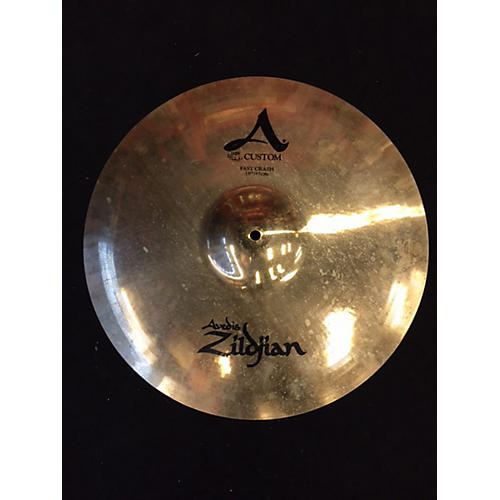 Zildjian 18in A Custom Fast Crash Cymbal