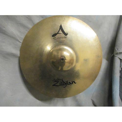 Zildjian 18in A Custom Fast Crash Cymbal-thumbnail