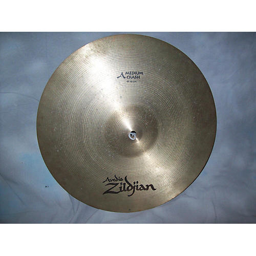 Zildjian 18in A Custom Medium Crash Cymbal-thumbnail