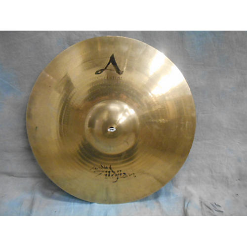 Zildjian 18in A Custom Medium Crash Cymbal-thumbnail