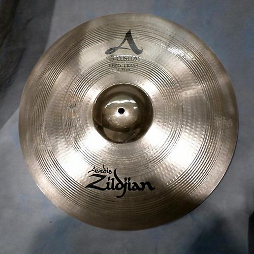 Zildjian 18in A Custom Rezo Crash Cymbal-thumbnail